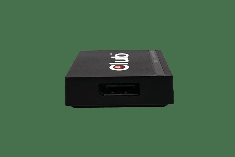 club 3d sensevision usb 3 0 to displayport 4k graphics adapter specificaties tweakers. Black Bedroom Furniture Sets. Home Design Ideas