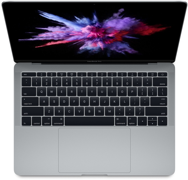 "Apple MacBook Pro 2016 13,3"" Spacegrijs"