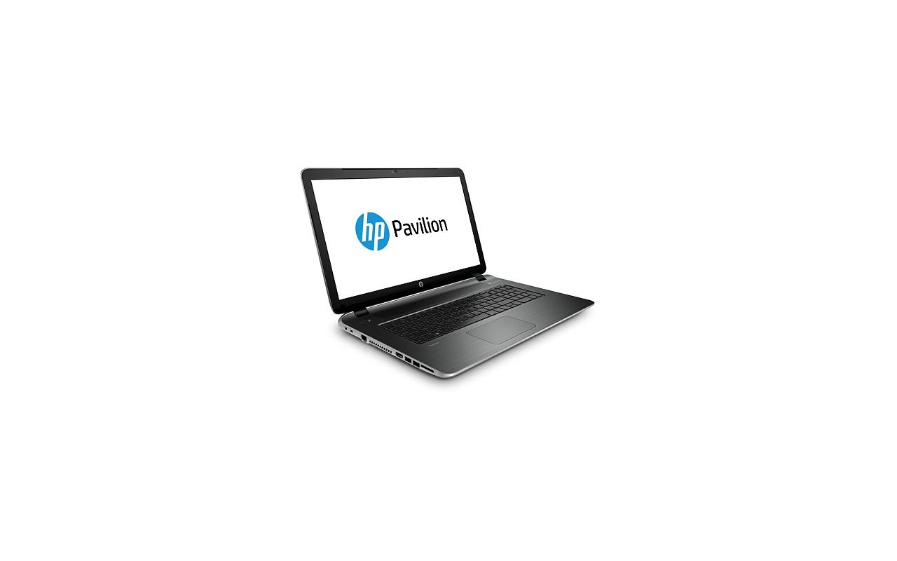 how to open hp pavilion 17