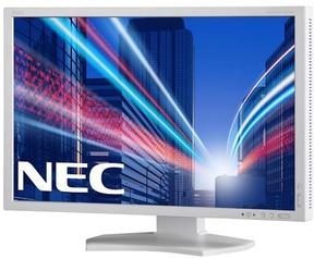 NEC MultiSync PA242W Wit