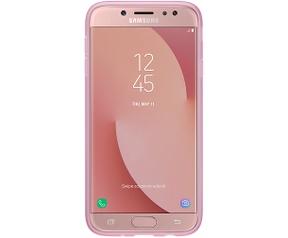 Samsung Galaxy J7 (2017) Jelly Cover (Galaxy J7 2017) Roze