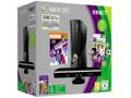 Goedkoopste Microsoft Xbox 360 Slim 250GB + Kinect + Kinect Sports + Dance Central 2 + Kinect Adventures Zwart