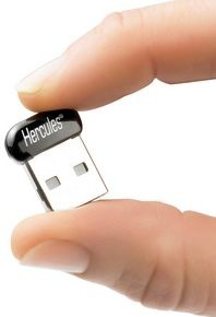 Hercules Wireless N USB Pico