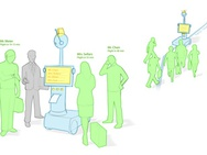 Spencer, Human Interaction Robot voor KLM
