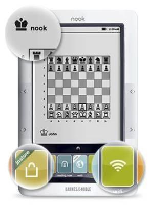 Nook e-reader firmware 1.3