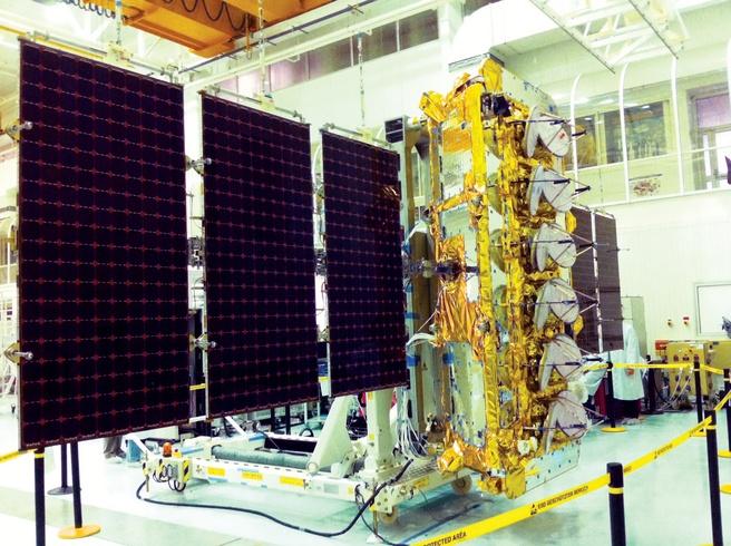 Satelliet van O3b