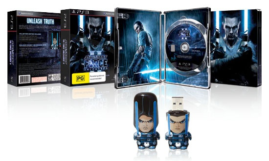Star Wars: The Force Unleashed 2 - Collector's Edition, PlayStation 3