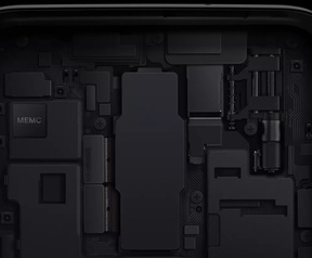 OnePlus 120Hz-scherm en MEMC-chip