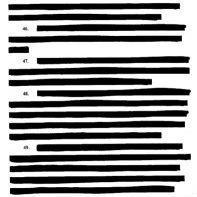 redacted censuur