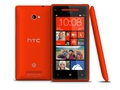 HTC Windows Phone 8X Rood