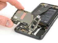 Optische beeldstabilisatie op Huawei P20 Pro