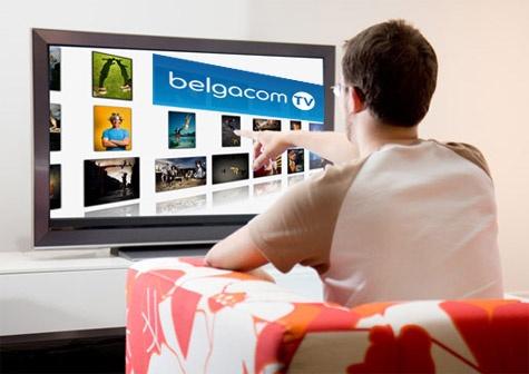 Belgacom bewegingsdetectie tv