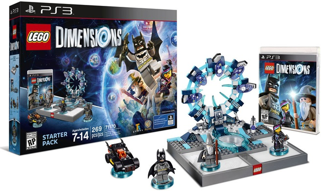 Dimensions Starterpack (PS3), PlayStation 3