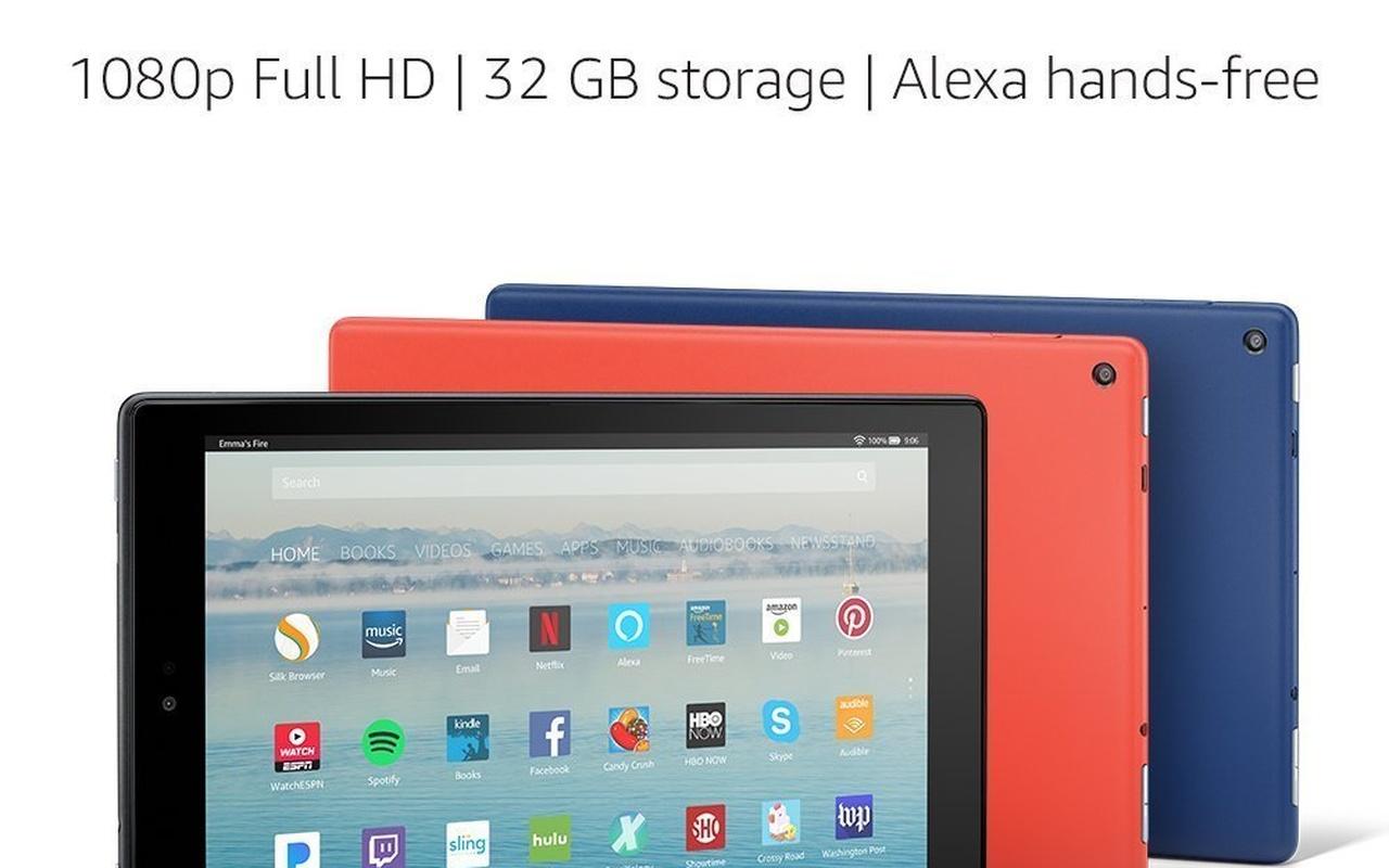 """Amazon Fire HD 10.1"""""""