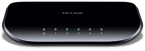 TP-Link TL-SG1005D v6.0