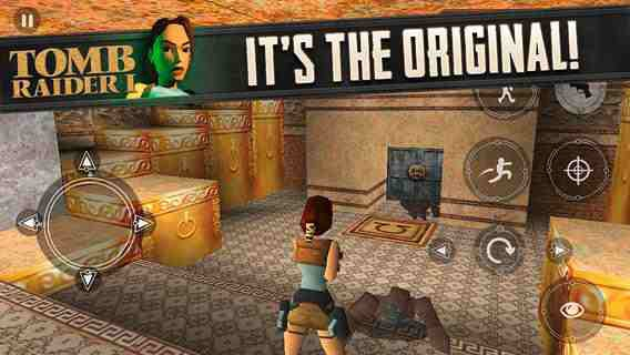 Tomb Raider iOS