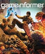 Game Informer cover Bulletstorm