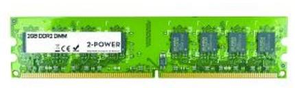 2-Power 2GB DDR2 DIMM