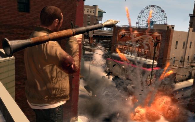 GTA IV multiplayer op pc