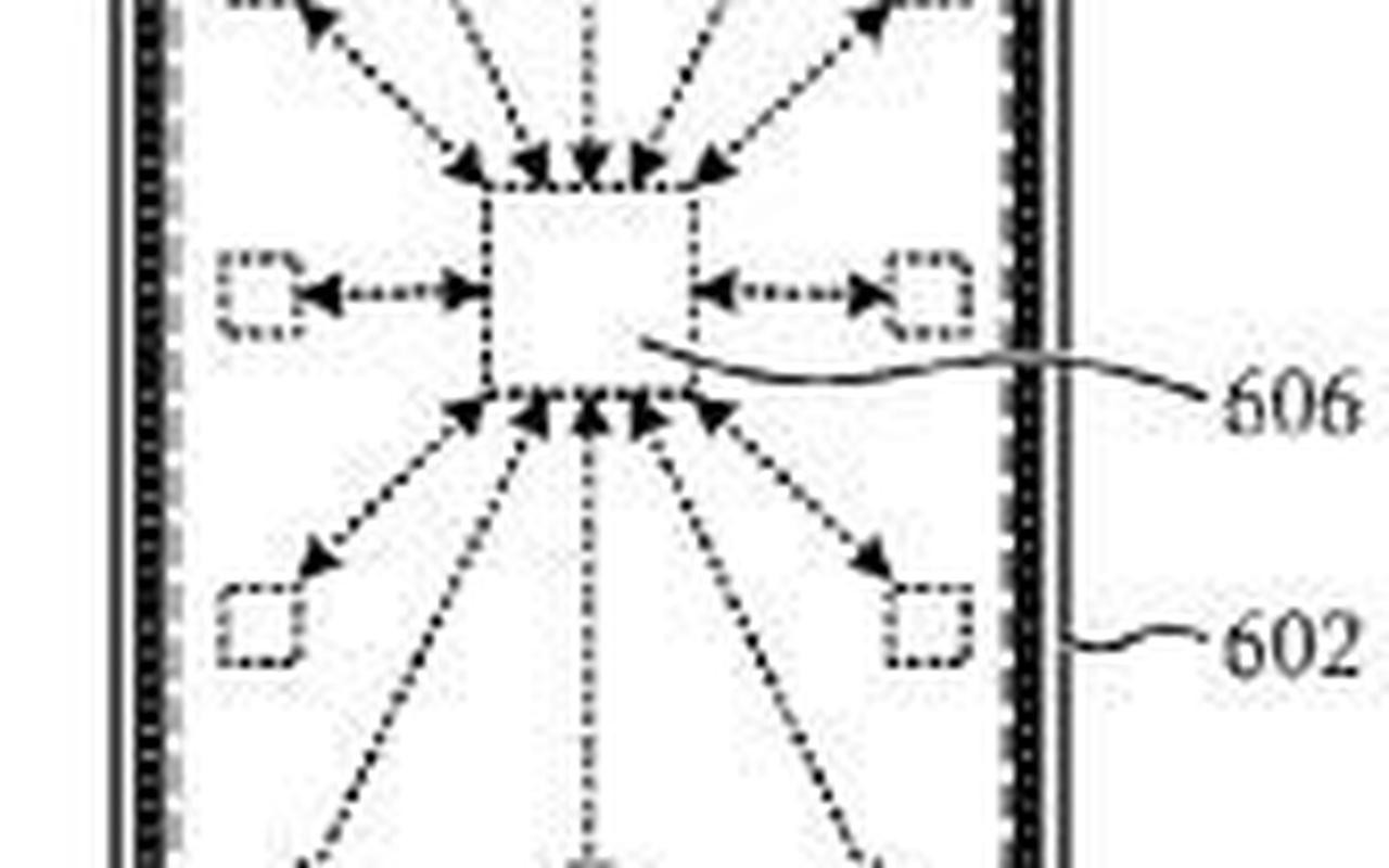 Apple: ultrasone vingerafdrukscanner in patent