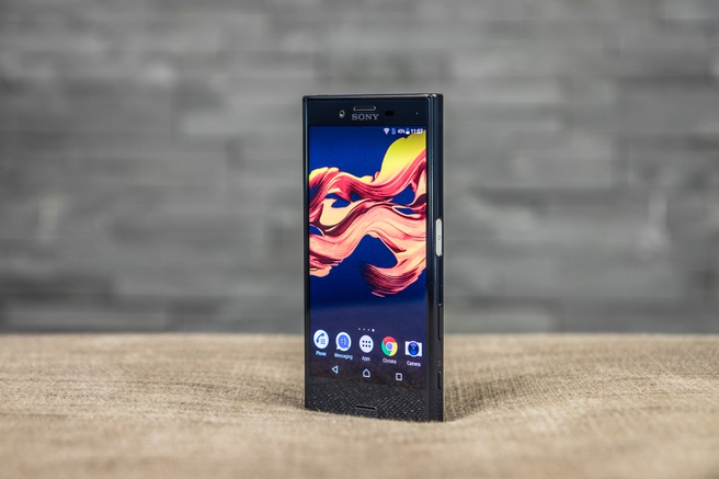 Sony Xperia X Compact eigen productfoto's