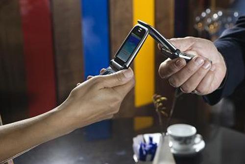 Nfc: telefoons tegen elkaar houden om data uit te wisselen