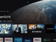 Chromecast US interface