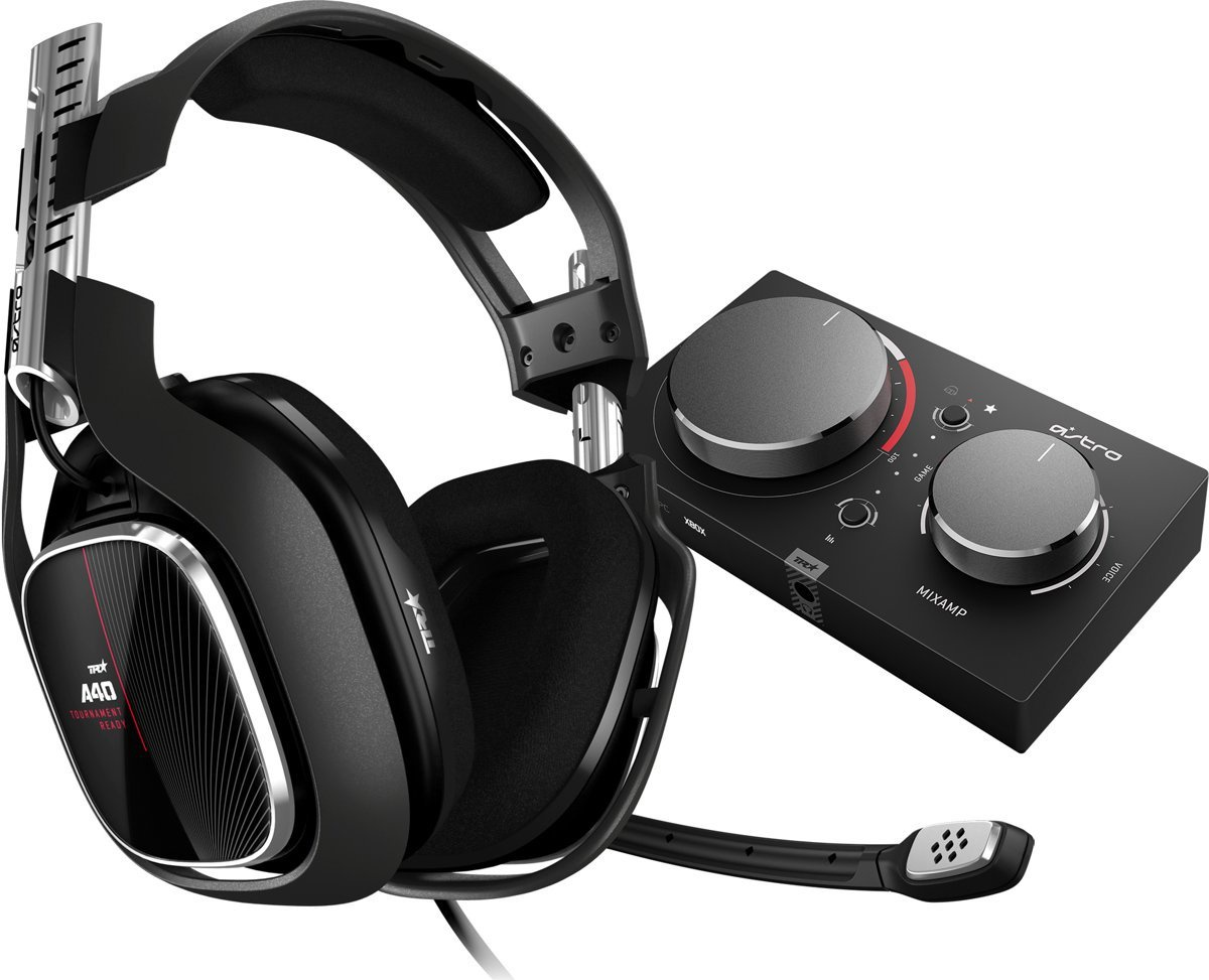 Hook up astro A50 naar PC