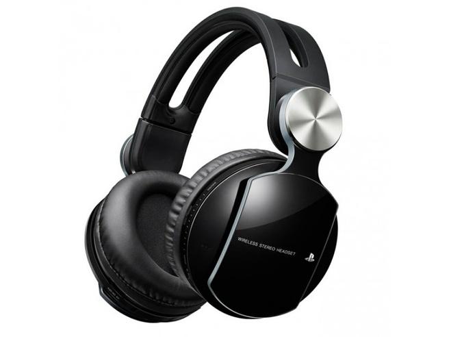 Sony PlayStation 3 Pulse Wireless Headset, PlayStation 3