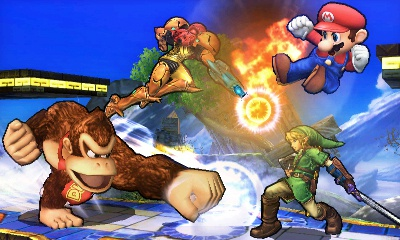 Super Smash Bros., 3DS