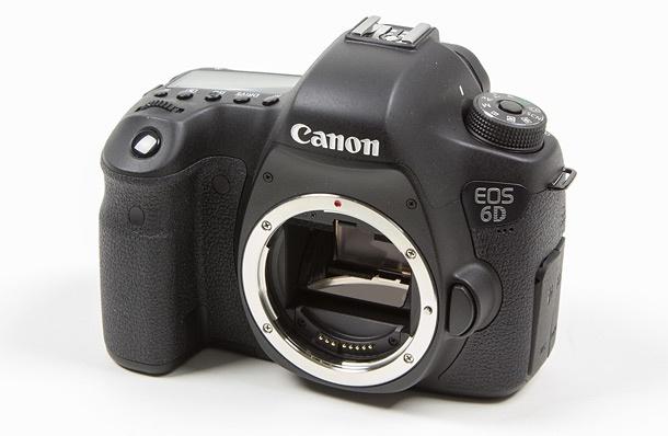Canon EOS 6D Inleiding