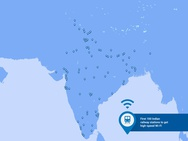 De eerste 100 stations die Google voorziet van wifi