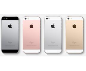 Apple iPhone SE 32GB Grijs