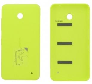 Nokia Lumia 630 Accudeksel (Yellow) CC-3085