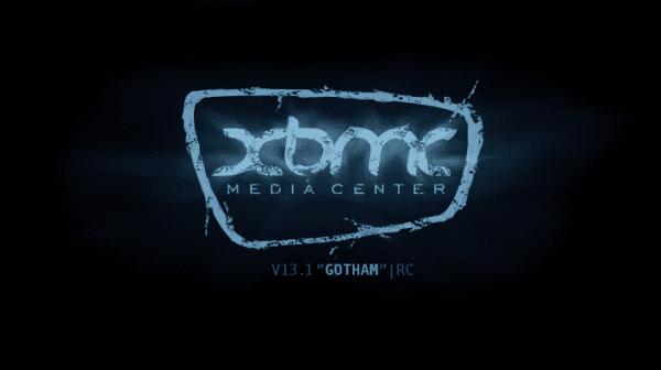 XBMC Gotham RC