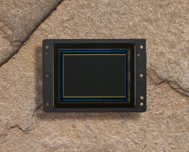 D750 sensor