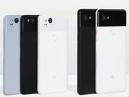 Google Pixel 2-presentatie