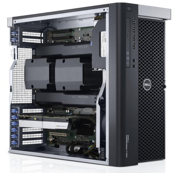 Dell Precision workstation T7600