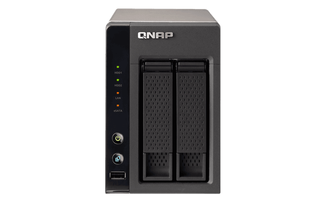 QNAP Turbo NAS TS-221