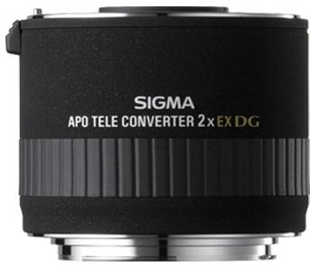 Sigma 2x EX DG Tele Converter CANON