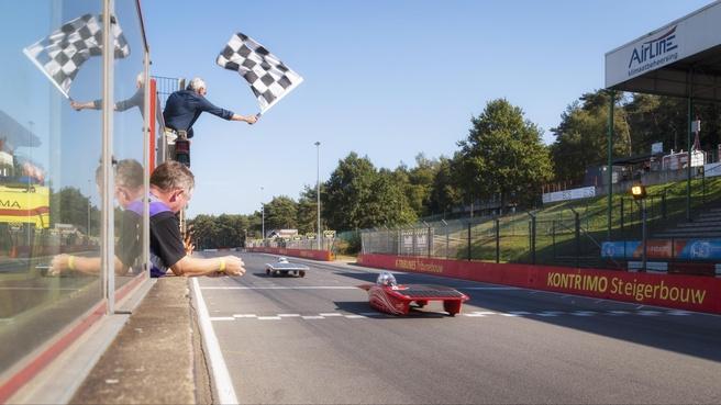 Solar Team Twente wint 24u race
