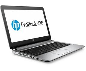 HP NOTEBOOK BUNDEL Probook 430 G3 Core i3-6100U + Microsoft Office 2016 (P4N77ET + YG146AA)