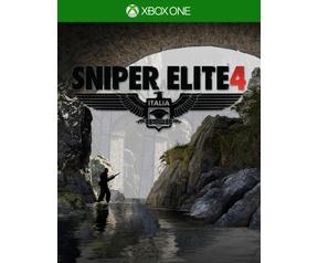 Sniper Elite 4: Italia, Xbox One