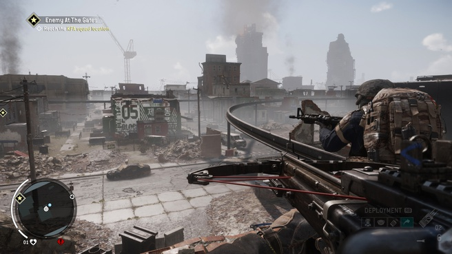 Preview Homefront: The Revolution