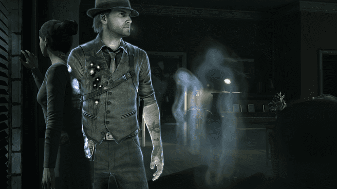 Preview Murdered: Soul Suspect