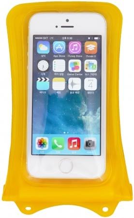 Dicapac Waterproof Case Apple iPhone 4/4S/5/5S/5C Yellow