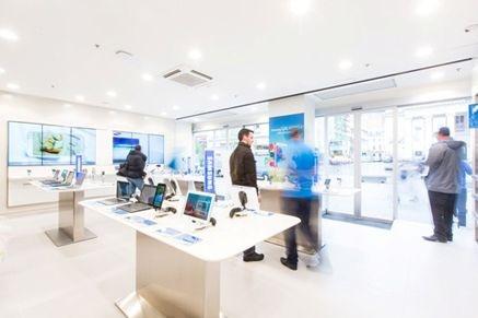 Samsung-winkel
