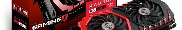 MSI RX 480