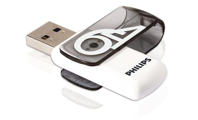 Philips Flash Drive Vivid Edition 16GB Grijs