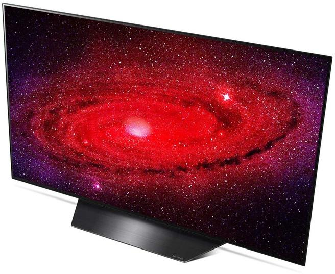 LG OLED48CX6LA Zwart